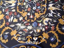 48 Pietra Dura Handcrafted Marble Semi Precious Stone Inlaid Dining Table Top