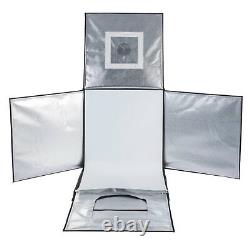 Built-in LED Foldable Table Top Photo Shooting Tent Box Diffusion Photo Studio