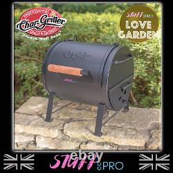 Char Griller Professional Table Top Grill & Fire Side BBQ Camping Portable