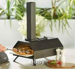 Gardenline Steel Table Top Pizza Oven (Ooni Style) New