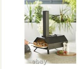 Stainless Steel Table Top Pizza Oven Indoor Outdoor Like Ooni p&p