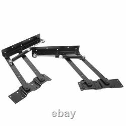 Table Mechanism Lift Up Top Tool 2 Pieces Hinges For Coffee Tables And Furniture